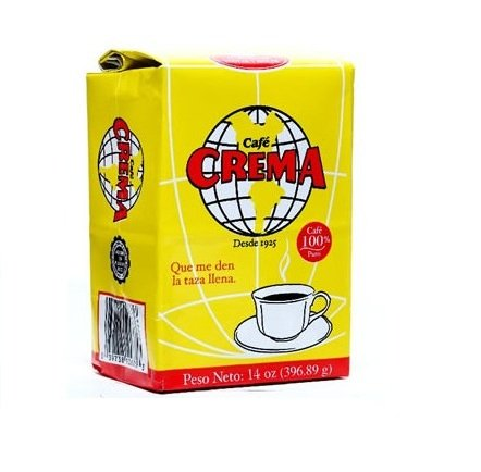 Cafe Crema (Puerto Rico) 14 ounce bag