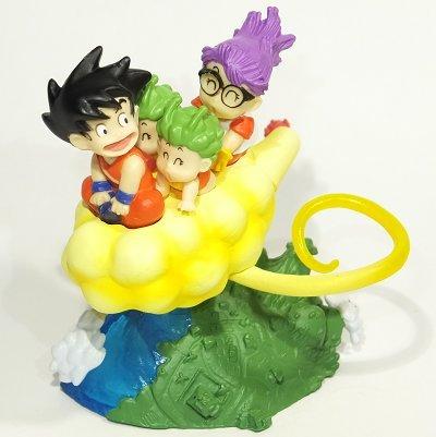 HG Gashapon DRAGON BALL Z IMAGAINATION FIGURE 11 Goku with Arare