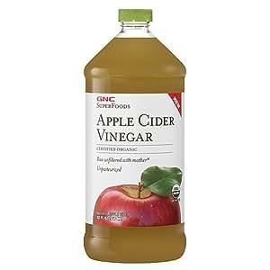 Amazon.com: GNC SuperFoods Apple Cider Vinegar 32 fl.oz