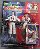Pocket Monsters - Characters World Vol.1 : Team Rocket [Musashi & Kojirou]