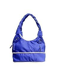 Blossom Trendz Women's Shoulder Bag Blue BT-SB-BLUE-0001