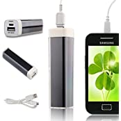Urpower 2600m Ah Portable Power Bank External Battery Pack Backup Charger For I Phone 6, I Phone 5s, 5c, 5, 4s...