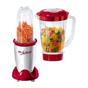 Das Original aus der TV Werbung: Mr. Magic Küchenmaschine (Mixer) für nur 31,98 € inkl. VSK!