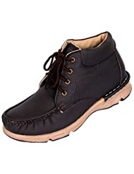 Centto Men's Leather Casual Shoes - B0156FPY40