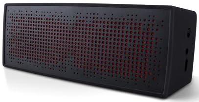 ANTEC amp SP-1-BLK BlackRedポータブルスピーカー ブラック / レッド SP-1BLK-JP