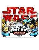 Star Wars 2009 Galactic Heroes 2-Pack Lando Calrissian and Luke Skywalker
