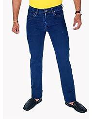 DAD Authentic Denim Stretchable Jeans For Men (Dad-421-Denimx)