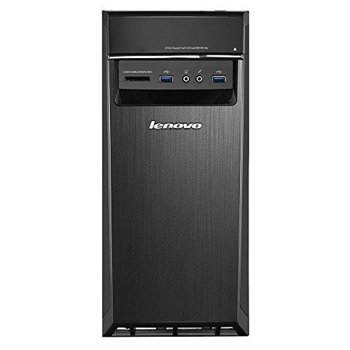 Lenovo IdeaCentre 300-20 Desktop Computer, Intel Core I5-6400 Processor 2.7GHz; Microsoft Windows 10; 8GB DDR4...