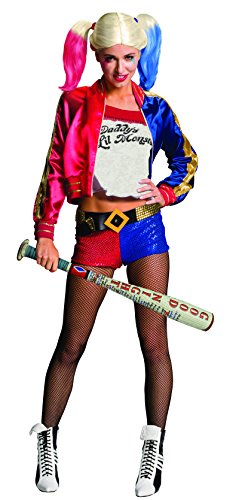 Suicide Squad Harley Quinn Costumes Inflatable Bat