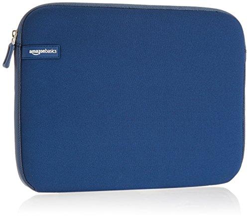 AmazonBasics Housse pour ordinateur portable, 11,6 Pouces, Marine