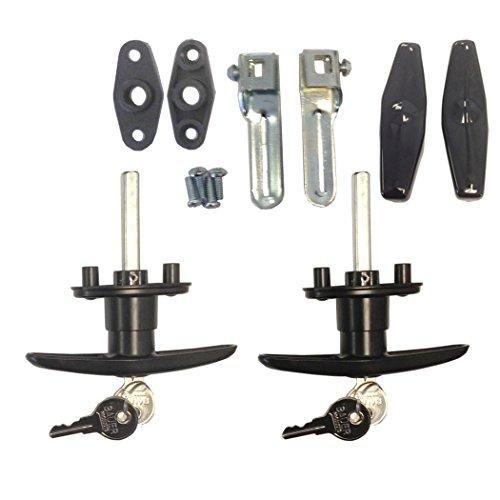 Bauer Matching Set T-Handles Lock