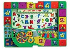 LeapFrog LeapPad Educational Game: Letter Factory Game