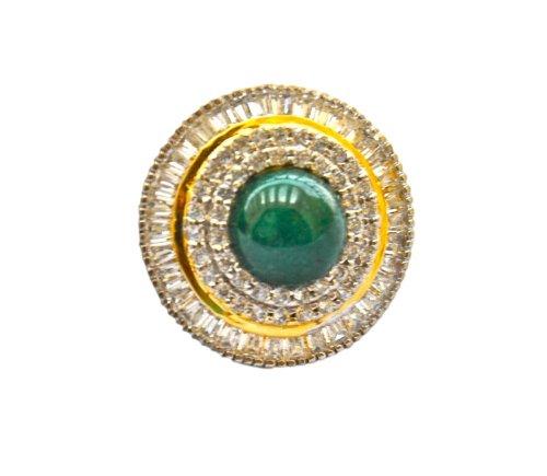 Orne Jewels Diamond Cocktail Ring For Women - B00IO9E2AI