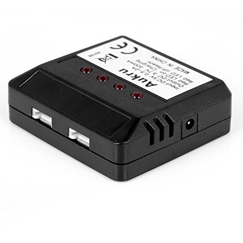 X4 Batterie Ladegeraet Hubsan X4 H107 WLtoys UDI JXD Syma - 6