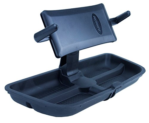 Daystar KJ71057BK Black Upper Dash Panel (WITH LARGE I PHONE MOUNT)