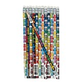 24 Christian Cross Pencils