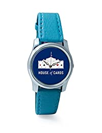 PosterGuy House Of Cards Analog Women's Wrist Watch-2464037736-RS2-S-TEA