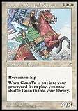 Magic: the Gathering - Guan Yu, Sainted Warrior - Portal Three Kingdoms
