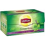 Lipton Tulsi Natura Green Tea, 25 Tea Bags