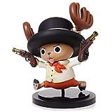 Anime Cartoon One Piece Chopper Dolls Toys Models Room Decors 15cm 4#