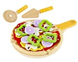 Hape - Playfully Delicious - Homemade Pizza Play Set