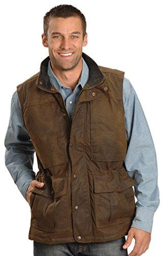 Outback Trading Company® Deer Hunter Oilskin Vest