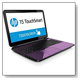 HP Pavilion Touchsmart 15-D097 Touchscreen Laptop Review