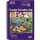 Leap Frog Inter Active Decodable Level 1 Book: Leap Scrubs Up Short Vowels (Short U)