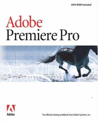 Adobe Premiere Pro Cs6 Classroom In A Book Dvd