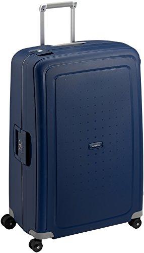 Samsonite 59244/1247 Valise S'cure Spinner 81/30, 81 cm, 138 L, Bleu (Bleu Marine)