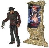 McFarlane - Movie Maniacs - Series 4 - A Nightmare on Elm Street - Freddy Krueger - 2nd Edition Feature Film Figure w/custom accessories by McFarlane Toys