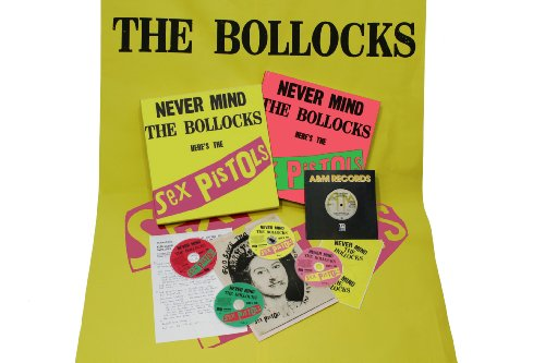 Never Mind the Bollocks Here\\\'s the Sex Pistols: Super Deluxe Edition