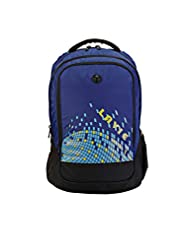 Lavie Chic 4 Blue Casual Backpack (B00110002070)