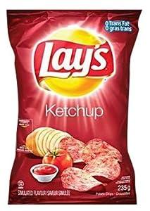 Amazon.com: Lays Ketchup Chips - 1 Bag