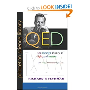 QED Textbook Recommendations