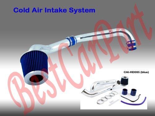 96 97 98 99 00 Honda Civic Cx Dx Lx Cold Air Intake Blue(Included Air Filter)#cai-hd005B