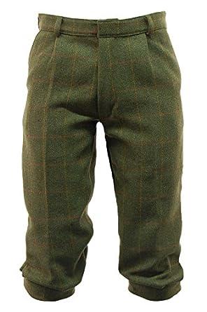 Steampunk Pants Mens Derby Tweed Breeks - 30 to 44