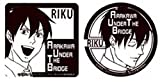 Arakawa Under the Bridge corkcoaster riku