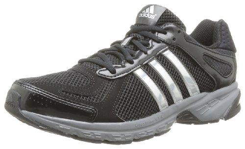 adidas Performance duramo 5 m - Zapatillas de correr de material sintético hombre, color negro, talla 40 2/3