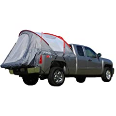 Rightline Gear 110810 CampRight Full Size Long Bed Truck Tent 8