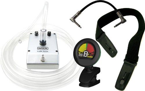 Dunlop MXR M222 TALK BOX w/ Patch Cable, Tuner,