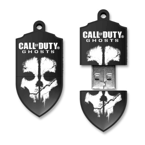 EP Memory Call Of Duty: Ghosts 8GB Shield USB Flash Drive (COD-GHOSTS/8GB)