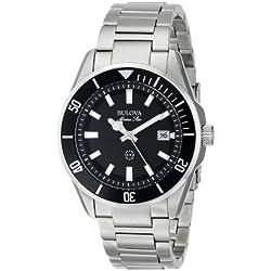 Bulova Men's 98B203 Stainless Steel Watch