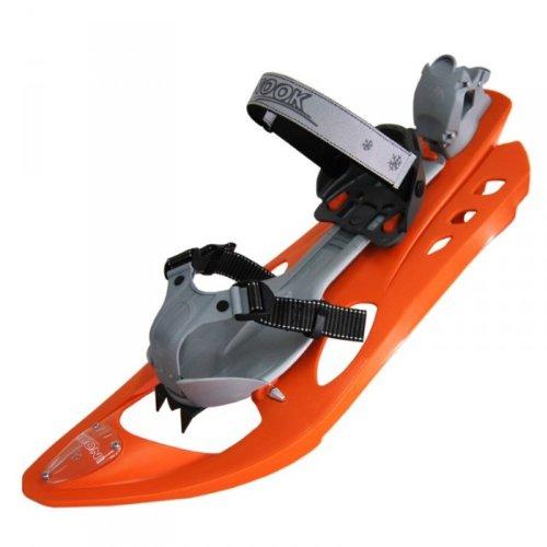 INOOK Damen Schneeschuhe VXL, Orange, One Size, 5610-019-10