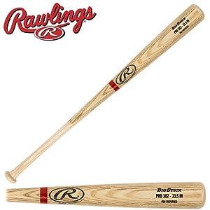 Amazon.com : Rawlings PRO302 Big Stick Pro Preferred Ash ...