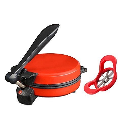 SDO Combo Banson Roti Maker (Red) With Apple Cutter