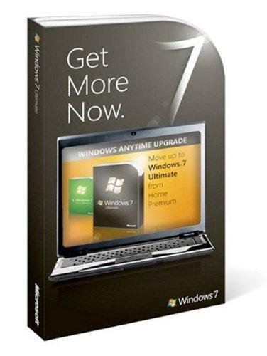 windows 7 pro to ultimate upgrade price