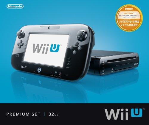 Wii U プレミアムセット kuro (WUP-S-KAFC)