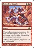 Magic: the Gathering - Relentless Assault - Eighth Edition