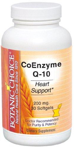 Botanic Choice Co Enzyme Q-10, 200mg, 30-Count
